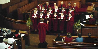 First Church Choir